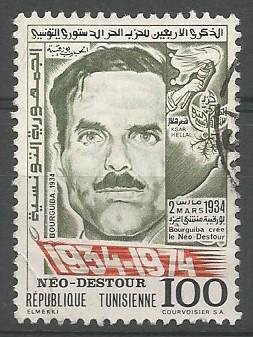 secrétaire général du Néo-Destour, 1934-1948