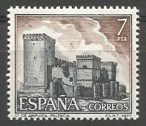 mariscal de Castilla, señor de Ampudia, 1455-1485