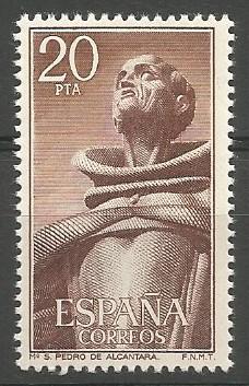 Arenas de San Pedro (plaza del Condestable Dávalos), 1962
