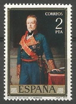 presidente de las Cortes Constituyentes, 1854
