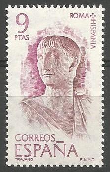 imperator Romanus, 98-117