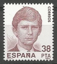 Madrid, 1968 -