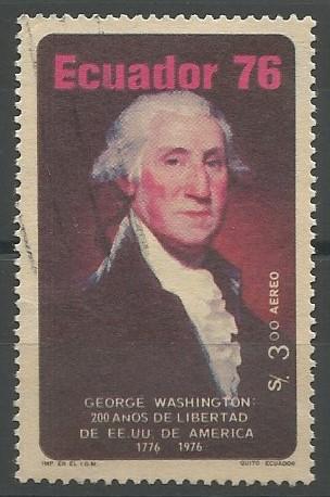 presidente de Estados Unidos de América, 1789-1797