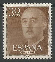 jefe de Estado, 1939-1975