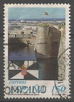 foso de San Felipe, baluarte de la Bandera