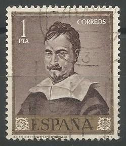 Fuente de Cantos, 1598 - Madrid, 1664