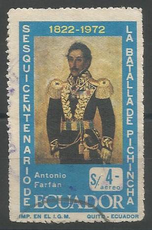 general de brigada de los ejércitos de Colombia, 1827