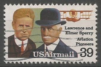 Lawrence Sperry, aeronautical engineer