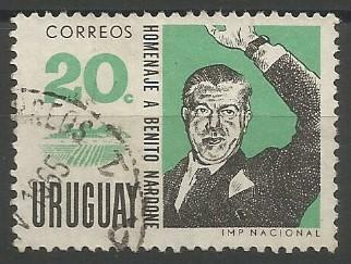 Montevideo, 1906 - Montevideo, 1964