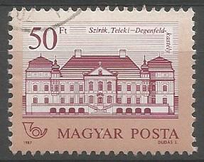 Teleki-Degenfeld-kastély (Szirák)