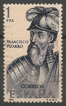 Trujillo, 1475 - Lima, 1541