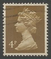 regina Britanniarum, 1952-