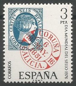 La Coruña, 1851
