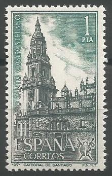 catedral de Santiago de Compostela (torre del reloj), 1468-1680