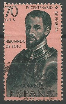 la Florida, 1539-1542