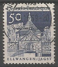 Schloss ob Ellwangen (Heiliges Römisches Reich), 1603-1608