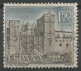 real monasterio de Santa María de Guadalupe, 1340-1389