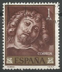 Pedro Pablo Rubens; pintor, 1633-1634