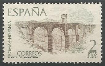Pons Alcantarensis (Alcántara), 104-106.
