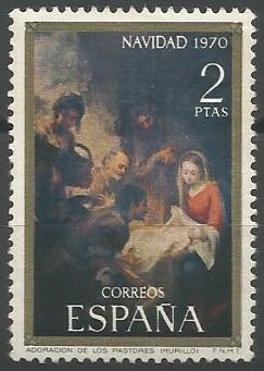 convento de las Santas Justa y Rufina (iglesia, nave de la epístola, retablo de la capilla lateral), 1668-1669