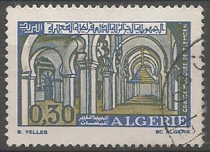 Great Mosque of Tlemcen (Almoravid empire), 1136