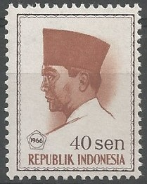 Soekarno: presiden Republik Indonesia, 1945-1967