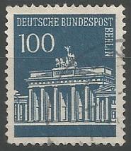 Brandenburgi kapu, 1791