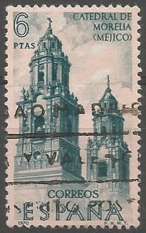 catedral de San Salvador (Morelia), 1660-1744
