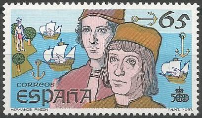 capitán de la carabela Niña, 1492-1493