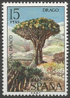 El drago es el símbolo oficial de la naturaleza para Tenerife desde el 30 de abril de 1991.
