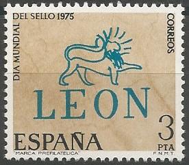 marca prefilatélica empleada en León desde 1836 a 1842