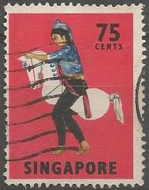 tarian kuda kepang