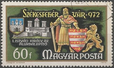 katolikus szent; Magyarország királya, 1001-1038