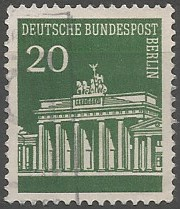 Brandenburger Tor, 1791