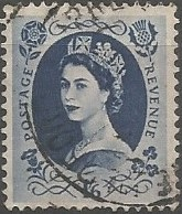 queen of Great Britain and Northern Ireland, 1952-