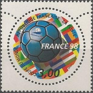 Aimé Jacquet; sélectionneur de l'équipe de France de football (1993-1998), vainqueur de la coupe du monde 1998