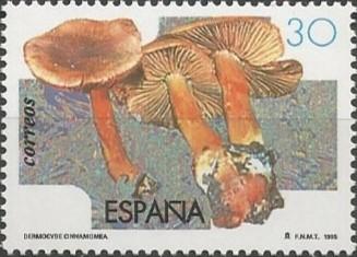 botanist; species author, 1877: Dermocybe cinnamomea