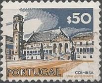 Universidade de Coimbra, 1728-1733 (torre)