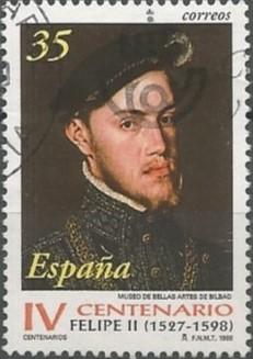 Valladolid, 1527 - San Lorenzo de El Escorial, 1598