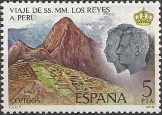Ispañap riy, 1975-2014