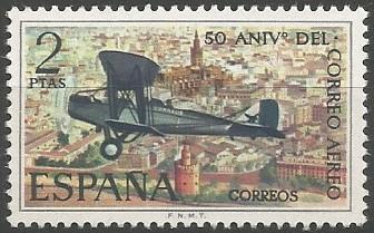 aeronautical engineer: single-engined biplane De Havilland DH.9, 1917
