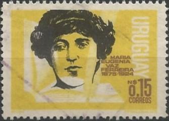 centenario del nacimiento de María Eugenia Vaz Ferreira