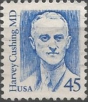 Harvey Cushing; physician: neurosurgeon