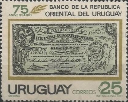 presidente del Banco de la República Oriental del Uruguay, 1896-1899