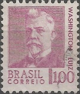 Washington Luiz;  presidente do Brasil, 1926-1930