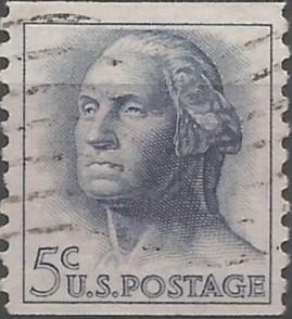 Jean-Antoine Houdon; sculptor: George Washington, 1785
