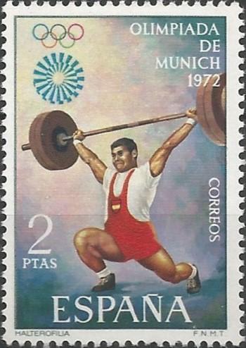 Gewichtheberhalle, Messegelände Theresienhöhe (München)