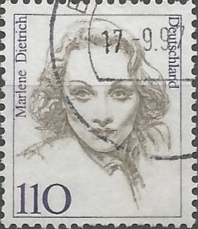 Marie Magdalene Dietrich