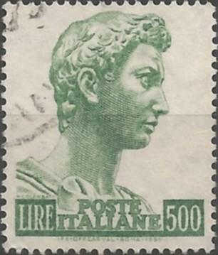 grabador de sellos postales, 1956