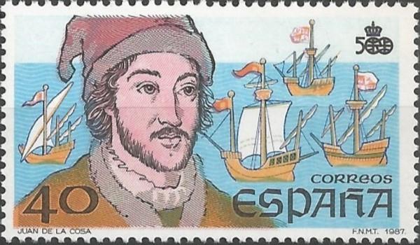 cartographer; owner and master of the carrack Santa María de la Inmaculada Concepción, 1492